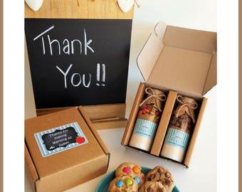 SWEET Teachers Gift Pack, Gift for teacher, Teacher appreciation, Cookie Mix