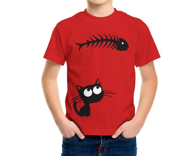 Catfish T-Shirt for Kids