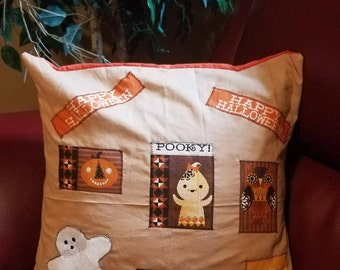 Holloween envelope pillow covers