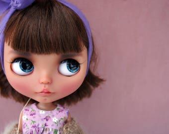 Anisya, OOAK Blythe doll