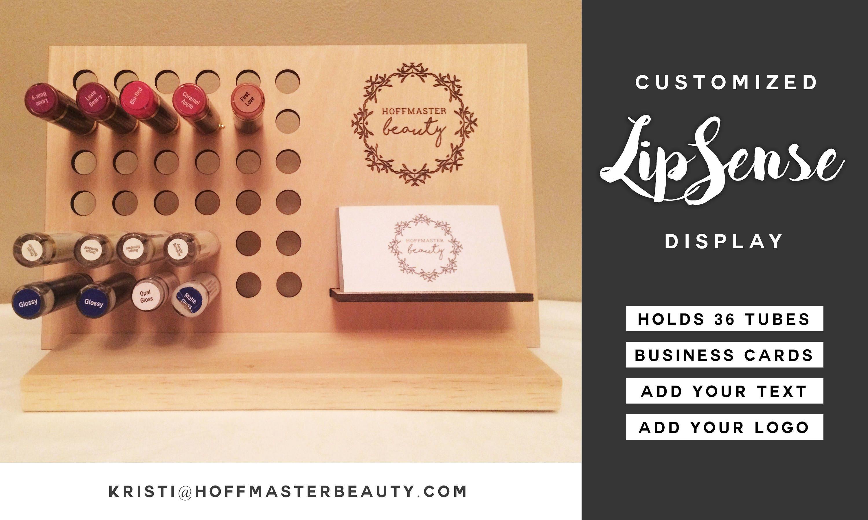 lipsense lipstick display standard 36 hole size