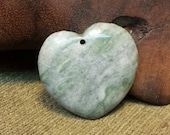 Sale #EarthDay ~ Lucky Peace Jade Heart