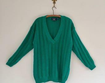 Cotton sweater | Etsy