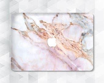 Pink Marble Hard Case Macbook Air Marble Laptop Case Macbook Skin Laptop Case Macbook Case Marble Case Macbook Marble Case Macbook hard Case