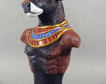 Ancestral race bust: Taurus