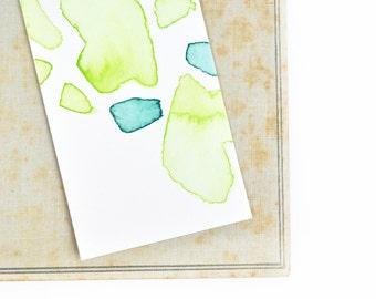 Hand drawn Bookmark - Coccoloba, Design Ficus S