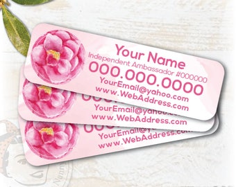 plexus label, plexus swag, plexus sticker, Printed Labels, pink drink label