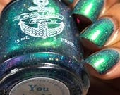 PREORDER ~ You Are My Home ~ Multichrome Holo Nail Polish