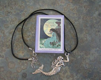 Little Mermaid Ornament and Charm