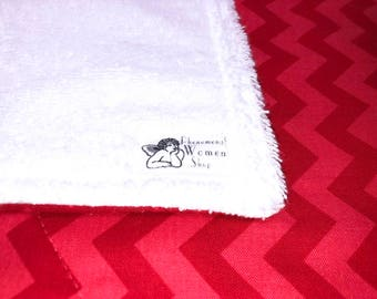 RED Chevron Drying Mat, Drain Mat, Dish Mat, Camper Dishes Kitchen Dish Mat, Dish Towel Drying Mat, Tea Towel