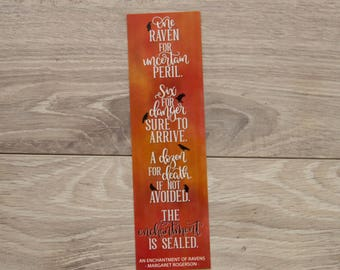The Enchantment is Sealed - Bookmark