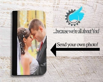 Samsung Galaxy Phone case, Wallet Phone case for Samsung Galaxy S5 S6 S7 S8 Edge Neo and Plus Wedding Phone case, Photo Phone case, Custom