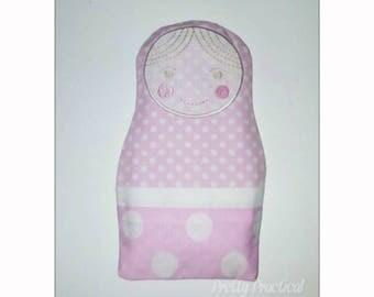 Heat Pack - Custom Made Babushka - Hot & Cold Pack Pals – Character Heat Bag and Cold Pack