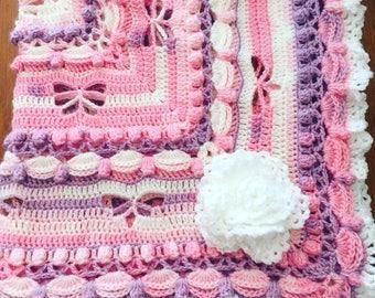 Whimsical Baby Blanket