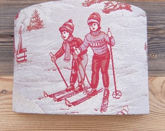LAMPSHADE 15 skiers