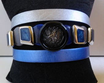 "Bracelet inspired by ""MARVEL COMICS"" human model QUICKSILVER,"