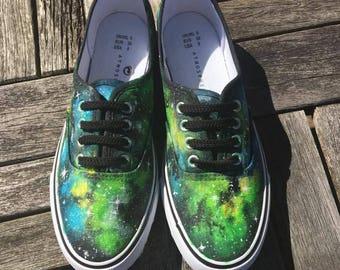 Galaxy Shoes  'Alien'