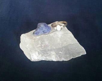 Selenite // Selenite Crystal // Healing Crystal // Selenite Crystal Charging Slab // Crown Chakra Crystal // Metaphysical Crystal Home Decor