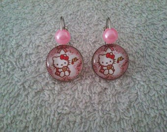 Hello Kitty earring