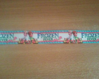 Frozen (by the yard) 22mm Ribbon