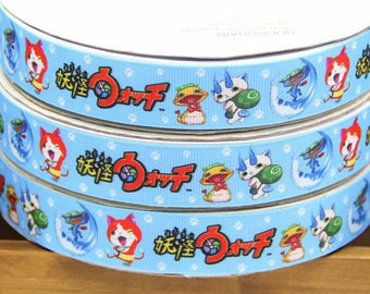 Yo kai watch Ribbon (1 m) 22mm