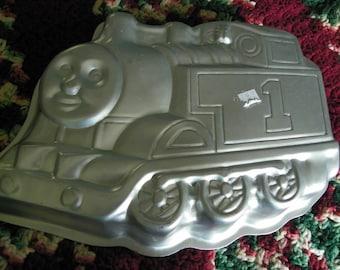 Vintage Wilton Thomas The Train Cake Pan - 1st Birthday