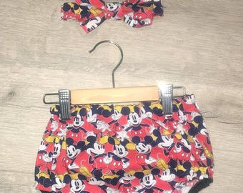 Party mickey mouse set