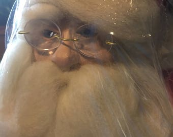 Ooak handmade Santa Claus