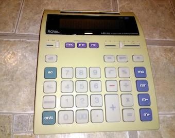 Royal LD140 Calculator