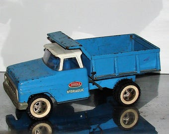 1960s Tonka Hydraulic Dump Truck