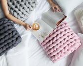 Ohhio Braid Cushion — Square