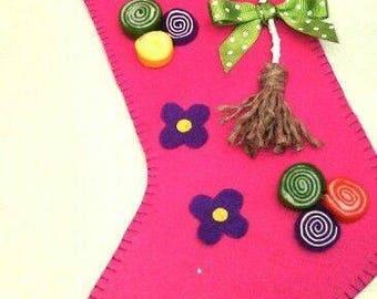 KriTiLo Handmade Epiphany Sock