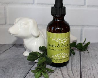 Tooth and Gum Cleaner For Dogs - Bad Breath - Tartar Removal - Gum Infection - Holistic Tooth Care - Oral Care Dogs - Dog Toothpaste