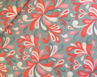 Flirt by Sandy Gervais for Moda fabrics #17704 by the yard
