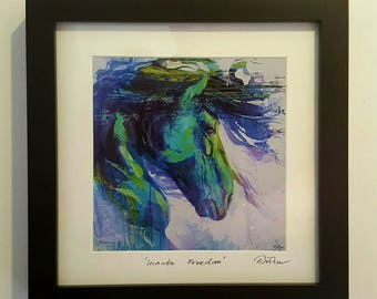 Innate Freedom Framed and Hand Signed Print