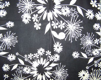 Heidi Grace Designs - Midnight Kisses - Quilting cotton Black