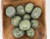 Epidote Tumbled - Tumbled Epidote - Heart chakra - Reiki Energy Healing - 4th Chakra