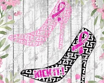 Kick cancer | Etsy