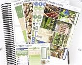 Vineyard Essential Weekly Planner Kit | 150+ Stickers | Planner Stickers | For Erin Condren LifePlanner
