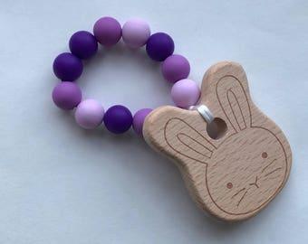 Bunny Teether!