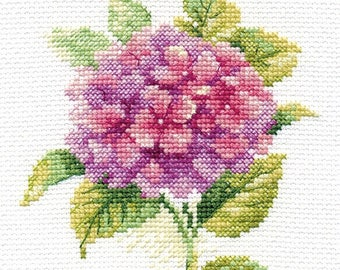 Lot of 2 Counted cross stitch kit for beginner/easy embrodering
