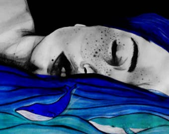 Illustration: Dreaming into the Print depth