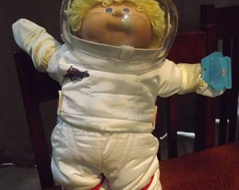 Astronaut Cabbage Patch Doll Old New Stock Name Gene Rickie