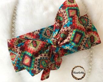 MABEL Headwrap, baby headwraps, fabric head wrap, newborn headwraps, toddler headwraps, baby headband, baby turban, headwrap