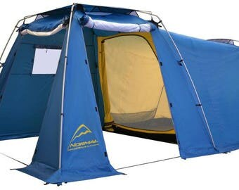 4-berth camping tent Normal Bison