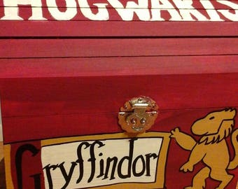 Harry potter Griffindor treasure Chest