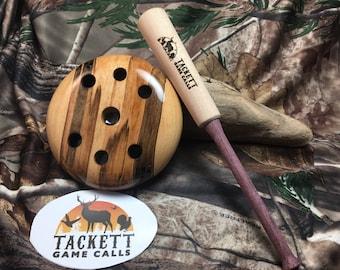 Ambrosia Maple Turkey Call and Striker