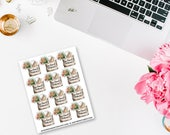 Retail Therapy Stickers - letting by The Planner Sophisticate