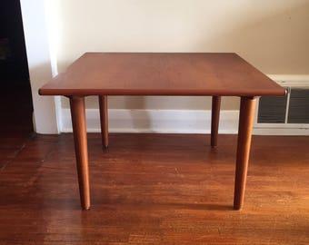 Marvelous Mid Century Danish Teak Coffee Table. Vintage Teak. Teak Coffee Table. Danish  Teak