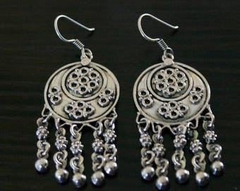 ON SALE Charming SILVER Earrings